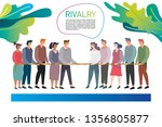communication of people....   Shutterstock .eps vector #1356805877