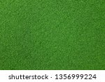 texture of fake green grass for ... | Shutterstock . vector #1356999224