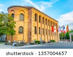 Conastantin Basilica In Trier ...