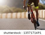 Small photo of Road bike cyclist man cycling, athlete on a race cycle