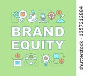 brand equity word concepts...