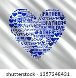 love   father  word cloud... | Shutterstock . vector #1357248431