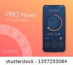ui audio player templates...
