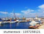 varna bulgaria october 1st 2016 ... | Shutterstock . vector #1357258121
