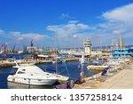 varna bulgaria october 1st 2016 ... | Shutterstock . vector #1357258124