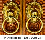 the image shows the handles of... | Shutterstock . vector #1357308524