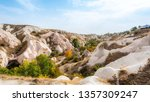 goreme national park and the... | Shutterstock . vector #1357309247