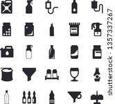 solid vector icon set   spice...   Shutterstock .eps vector #1357337267