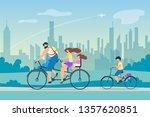 active lifestyle positive... | Shutterstock .eps vector #1357620851