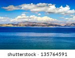 Islands In The Adriatic Sea On...