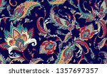 seamless pattern with beautiful ...   Shutterstock .eps vector #1357697357