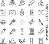 thin line vector icon set  ...   Shutterstock .eps vector #1357786097
