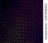 dark purple vector pattern with ...