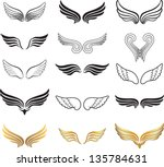 wings free vector art 3383 free downloads