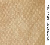 brown paper background  craft... | Shutterstock . vector #135792467