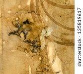 old paper | Shutterstock . vector #135819617