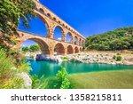 Pont Du Gard Three Tiered...