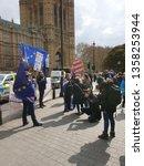london  uk. 3rd april. one of... | Shutterstock . vector #1358253944