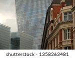 finance district of london | Shutterstock . vector #1358263481