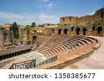 The Roman theatre of Benevento still hosts concerts. When you visit it, it is not hard to see why. Built in the 2nd century AC, it is a unique, wonderful landmark that is rather well preserved.