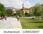 nice  france   september 18 ... | Shutterstock . vector #1358520047