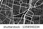 Design Black White Map City Tel ...