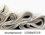 Newspapers Abstract Formation...