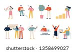 asset manager character source... | Shutterstock .eps vector #1358699027