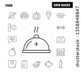 food line icon for web  print...