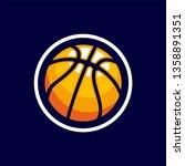 basketball mascot logo for...