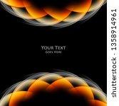modern bright background | Shutterstock . vector #1358914961