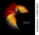 modern bright background | Shutterstock . vector #1358914967
