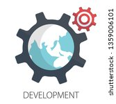 vector illustration of business ...   Shutterstock .eps vector #1359006101