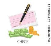dollar money cash icon  cash...   Shutterstock .eps vector #1359006191