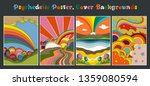 Psychedelic Backgrounds From...