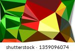 modern multicolored abstract... | Shutterstock . vector #1359096074