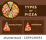 pizza type choosing poster... | Shutterstock .eps vector #1359134351