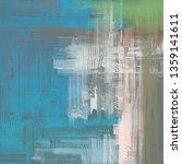 abstract texture. 2d... | Shutterstock . vector #1359141611