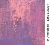 abstract texture. 2d... | Shutterstock . vector #1359160394