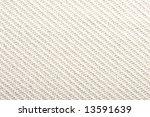 qualitative white fabric... | Shutterstock . vector #13591639