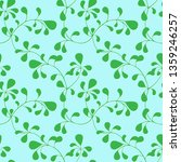 seamless pattern  interlacing... | Shutterstock .eps vector #1359246257