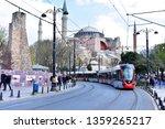 sultanahmet  istanbul   turkey  ... | Shutterstock . vector #1359265217