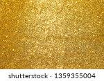 Golden Glitter Abstract...