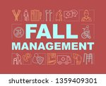 fall management word concepts... | Shutterstock .eps vector #1359409301