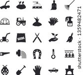 solid vector icon set   seeds...   Shutterstock .eps vector #1359482471