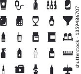 solid vector icon set   spice...   Shutterstock .eps vector #1359486707