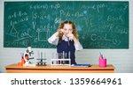 girl smart student conduct... | Shutterstock . vector #1359664961