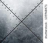 metal background | Shutterstock . vector #135968471