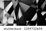 abstract geometric background.... | Shutterstock .eps vector #1359722654