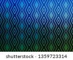 light blue  green vector... | Shutterstock .eps vector #1359723314